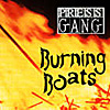 PRESSGANG 'Burning Boats' CD, Twah! 024